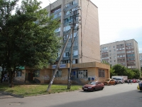 Ставрополь, улица Октябрьская, дом 186/1. многоквартирный дом