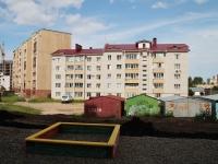 Ставрополь, улица Октябрьская, дом 186/5. многоквартирный дом