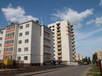 Ставрополь, улица Октябрьская, дом 186/6. строящееся здание