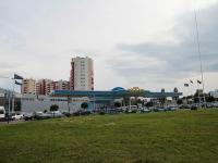Ставрополь, улица Октябрьская, дом 206. автозаправочная станция