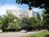 Ставрополь, Шеболдаева переулок, дом 4. многоквартирный дом