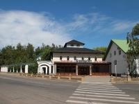 Ставрополь, Шеболдаева переулок, дом 4А. многофункциональное здание