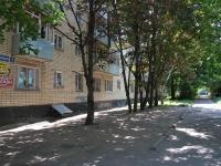 Ставрополь, Шеболдаева переулок, дом 7. общежитие