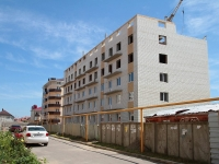 Ставрополь, улица Мимоз, дом 18А. строящееся здание