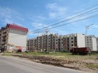 Ставрополь, улица Мимоз, дом 22Г. строящееся здание