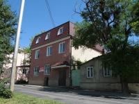 Ставрополь, проезд Подгорный, дом 1. многоквартирный дом