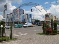 Ставрополь, улица Космонавтов, дом 2. многоквартирный дом