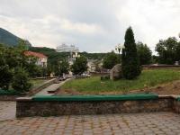 Железноводск, улица Заводская, дом 6. санаторий Кавказ