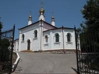 Железноводск, улица Карла Маркса, дом 34. церковь равноапостольной княгини Ольги