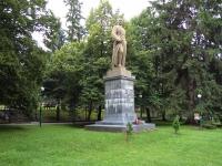 Кисловодск, Дзержинского проспект. памятник Ф.Э. Дзержинскому
