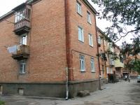 улица 40 лет Октября, дом 15. многоквартирный дом