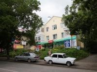 улица Горького, дом 6. многоквартирный дом