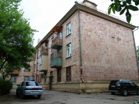 улица Горького, дом 36. многоквартирный дом