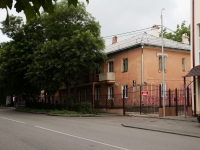 улица Кутузова, дом 4. многоквартирный дом