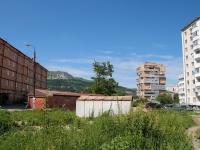 Кисловодск, улица Окопная, дом 1А. многоквартирный дом