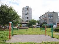 Кисловодск, улица Окопная, дом 14. многоквартирный дом