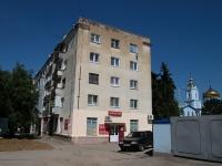 Кисловодск, улица Терская, дом 12. многоквартирный дом