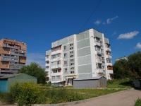 Кисловодск, улица Чайковского, дом 38 к.1. многоквартирный дом
