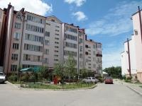 Пятигорск, улица Розы Люксембург, дом 42. многоквартирный дом