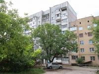 Пятигорск, улица Розы Люксембург, дом 84. многоквартирный дом