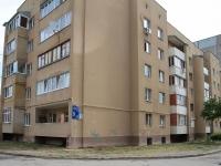 Пятигорск, улица Розы Люксембург, дом 84 к.1. многоквартирный дом