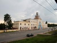 улица Ермолова, дом 219. ипподром