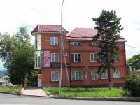 Пятигорск, улица Пирогова, дом 19. многофункциональное здание
