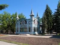 Кирова проспект, дом 21. филармония Лермонтовская галерея государственной филармонии