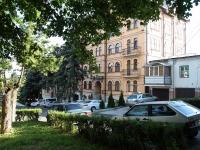 Пятигорск, улица Лермонтова, дом 25. гостиница (отель) Бристоль