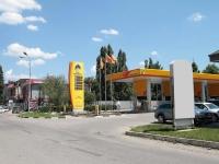 Пятигорск, улица Бунимовича, дом 15А. автозаправочная станция Роснефть