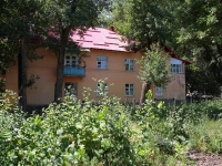 Минеральные Воды, улица Кнышевского, дом 11. многоквартирный дом