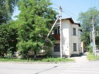 Минеральные Воды, улица Пушкина, дом 53. многоквартирный дом