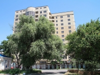 Минеральные Воды, улица Пушкина, дом 54. строящееся здание