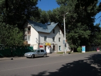 Минеральные Воды, улица 50 лет Октября, дом 20. жилой дом с магазином