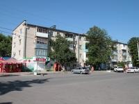 Минеральные Воды, улица 50 лет Октября, дом 26. жилой дом с магазином