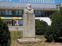 Mineralnye Vody, st Pochtovaya. monument