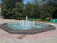 Минеральные Воды, улица Советская. фонтан