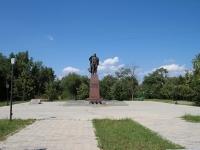 Минеральные Воды, памятник Ермолову А. П. улица Советская, памятник Ермолову А. П.