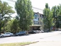 Минеральные Воды, улица Ставропольская, дом 17. жилой дом с магазином