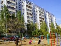 Астрахань, улица Барсовой, дом 17 к.1. многоквартирный дом