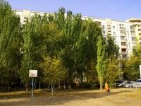 Astrakhan, Sofia Perovskaya st, house 6 к.3. Apartment house
