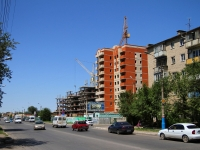 Astrakhan, Sofia Perovskaya st, house 47/СТР. building under construction