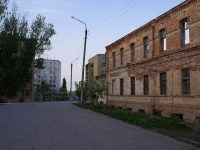 Astrakhan, Sofia Perovskaya st, house 96 к.2. vacant building