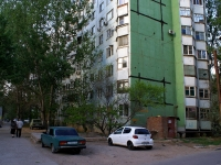 Astrakhan, Studencheskaya st, house 1. Apartment house