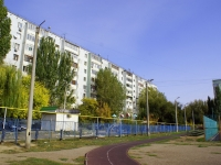 Astrakhan, Studencheskaya st, house 4. Apartment house