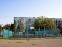 Астрахань, школа №40, улица Студенческая, дом 6 к.1