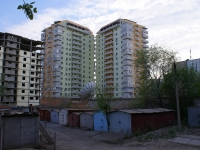 Astrakhan, Studencheskaya st, house 7. Apartment house
