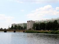 Астрахань, улица Студенческая, мост