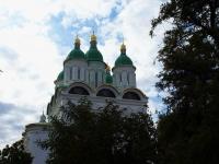 Astrakhan, cathedral Успенский кафедральный, Trediakovsky st, house 2