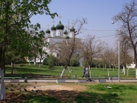 Astrakhan, cathedral Троицкий, Trediakovsky st, house 4